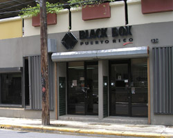 Black Box/SHD/Puerto Rico and Caribbean