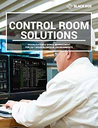 Brochure: Control Room Solutions